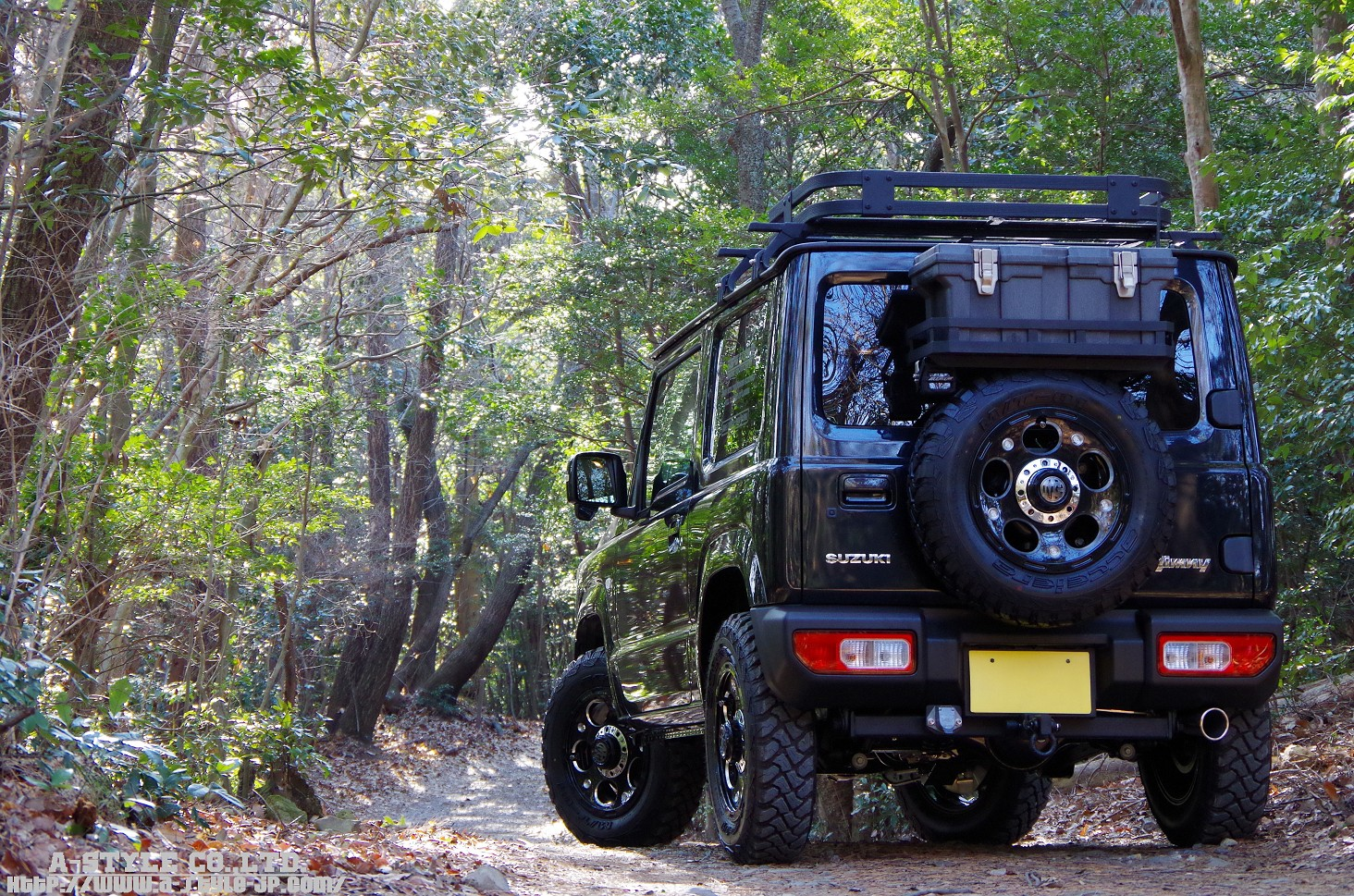 A-STYLE CO.,LTD.JB64w?New Jimny Demo-Car!